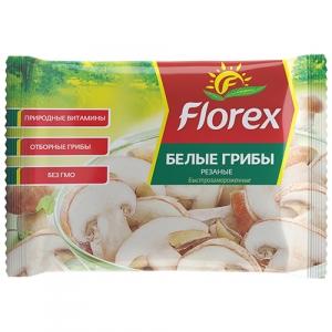 "Белый гриб ""Флорекс"" резаные 300 г"
