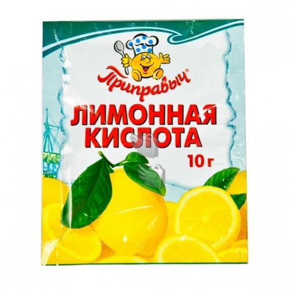 """Приправыч """"Лимонная кислота"""" 10 г"""