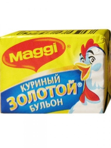 """Бульон """"Магги"""" Куриный кубик 10 гр."""