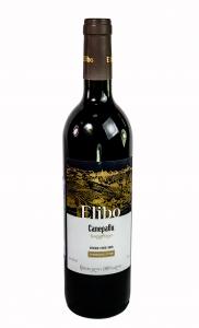 """Вино """"Элибо саперави"""" красное сух. 13% 0,75л (Грузия)"""