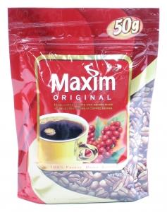 Кофе Maxim в мягкой упаковке, 50г