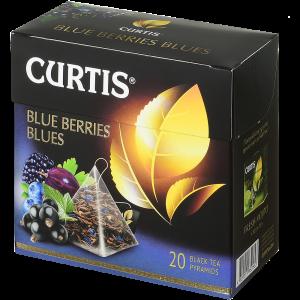 """Чай """"Curtis"""" Блю Берриз Блюз черный 20*1,8 гр."""