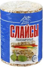 Слайсы пшеничные 90 г