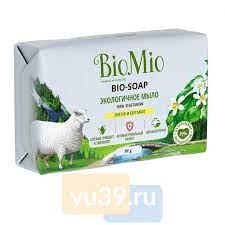 """Туалетное мыло """"BioMio"""" 90 гр."""