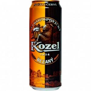 "Пиво ""Козел Резаное"" ж/б 4,7% 0,45 л."