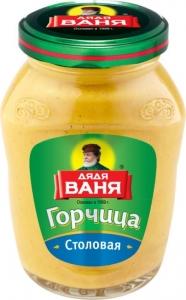 """Горчица столовая """"Дядя Ваня"""" 140гр."""