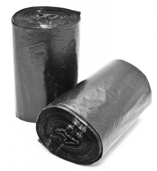 Мешки для мусора 50л. (20 шт.)
