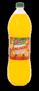 """Безалкогольный напиток """"Фрутто"""" апельсин (ПЭТ 1,5 л)"""
