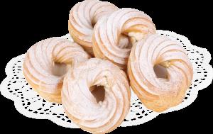 """Пирожное """"Заварное кольцо"""" 1 кг."""