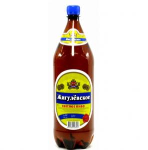 """Пиво """"Жигулёвское"""" 4,1% (ПЭТ 1,35 л)"""