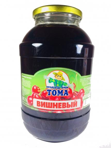 """Сок """"Тома"""" вишнёвый 2л с/б"""