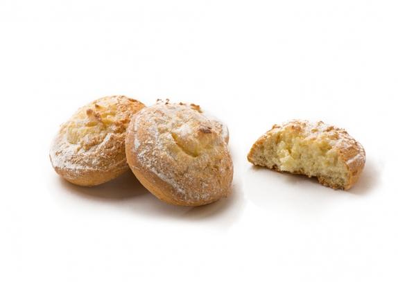 """Печенье заварное """"Шу"""" со вкусом пломбира вес"""