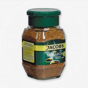 """Кофе """"Jacobs Monarh"""" (Якобс Монарх) стекло 47,5 г"""