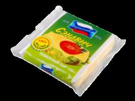 """Сыр плавленый """"Переяславль"""" в ассортименте 150 гр."""