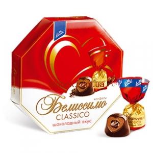 """Конфеты """"Конти Белиссимо"""" шоколад-крем 255 г"""