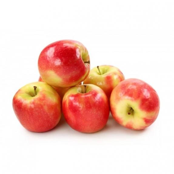 Яблоки красные вес.