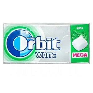 """Жевательная резинка """"Orbit"""" мега в ассортименте"""