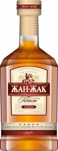 """Коньяк Российский """"Жан-Жак"""" пятилетний 42% 0,5 л."""