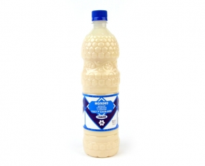 "Молоко сгущеное с сахаром ""Тяжин"" 940г 8,5%"