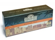"""Чай """"Ахмад"""" классический черный 25 пак. 2 г."""