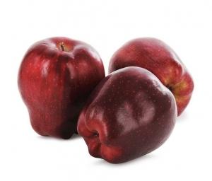 Яблоки Черный принц вес.