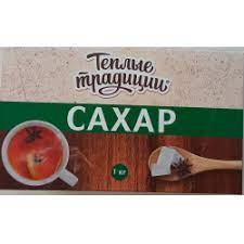 """Сахар рафинад """"Теплые традиции"""" 1кг."""
