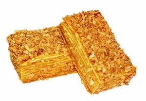 Римский пирог в ассортименте (апельсин/ассорти/шоколад) 500гр