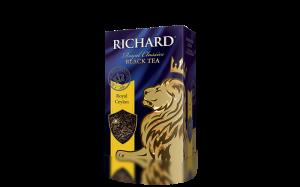 """Чай """"Richard"""" роял цейлон черный кр/листовой 180гр."""