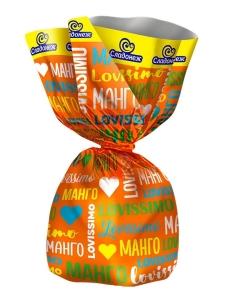 "Конфеты ""Lovissimo"" с манго вес. 1 кг."