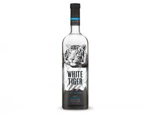 """Водка """"Белый тигр мягкая"""" 40% 0,5 л."""