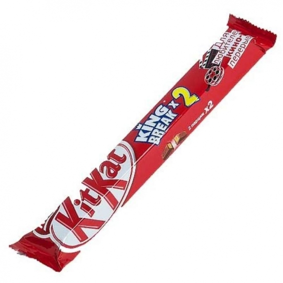 "Молочный шоколад ""КИТ КАТ"" кинг брейк 87 гр."