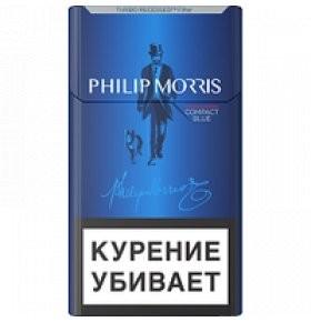 """Табачный набор сигареты с фильтром """"Филип Моррис компакт"""" (Philip Morris) и спички"""