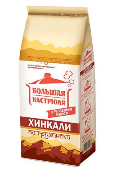 """Хинкали """"По-Грузински"""" Большая кастрюля  0,84 кг"""