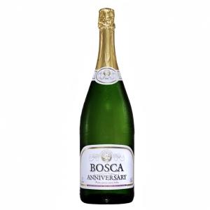 """Напиток винный газированный """"Bosca"""" (Боска) бел. сл. 7,5% 0,75 л"""