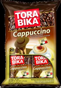 """Капучино """"TORA BIKA"""" с шоколадной крошкой 25 гр."""