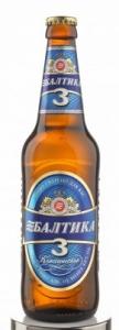 "Пиво ""Балтика"" №3 4,8% (бут. 0,45 л)"