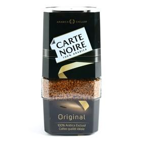 """Кофе """"Carte Noire"""" (Карт Нуар) в ст/б, 95г"""