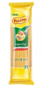 """Макаронные изделия """"Роллтон"""" спагетти 400 гр."""