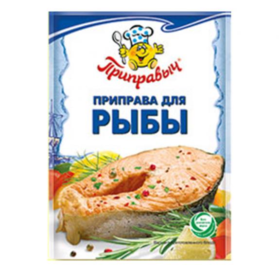 """Приправыч """"Для рыбы"""" 15 г"""