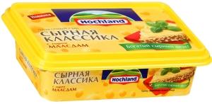 "Сыр плавленый ""Hochland"" Хохланд Сырная классика 200г"