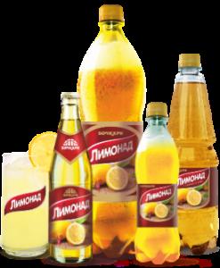 Напиток б/а лимонад ПЭТ 0,5л (Бочкари)