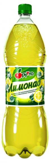 """Безалкогольный напиток """"Фрутто"""" лимонад (ПЭТ 1,5 л)"""
