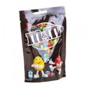 M&Ms драже с шоколадом 125 гр.