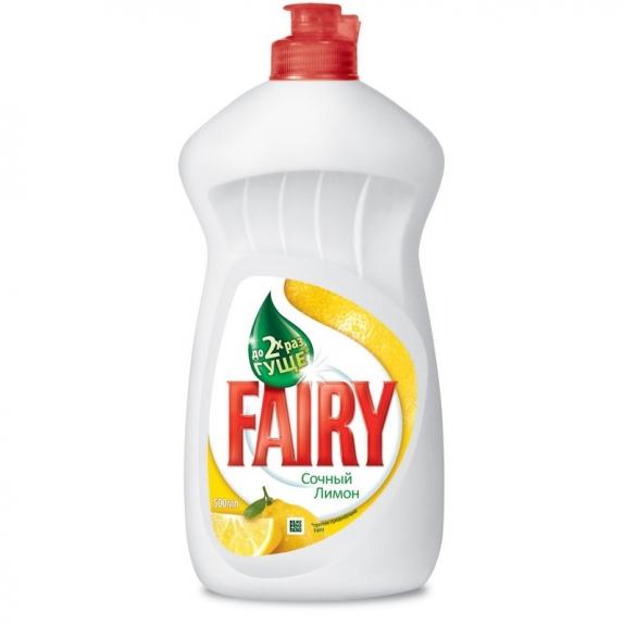 """Жидкость для мытья посуды """"Fairy"""" 1л"""
