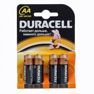 "Батарейка ""Duracell"" ААА LR06 1шт."