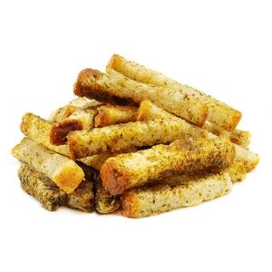 """Сухарики """"Гаринские"""" со вкусом с чесноком и укропом вес 1 кг."""