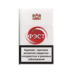 """Табачный набор сигареты """"Фэст"""" и спички"""