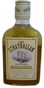 "Виски шотландский ""Страталлан 3*"" 0,2л 40%"