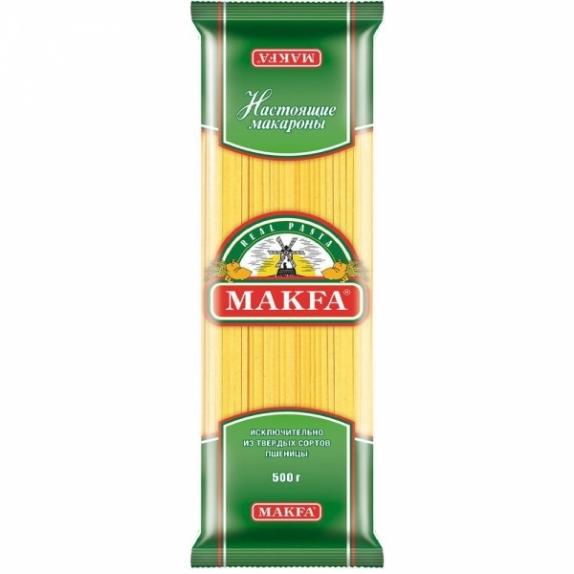 "Макароны ""Макфа"" спагетти 500 г"