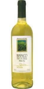 """Вино столовое """"Rocca Rotta"""" полусладкое белое (Рокка Ротта) 0.75 л."""